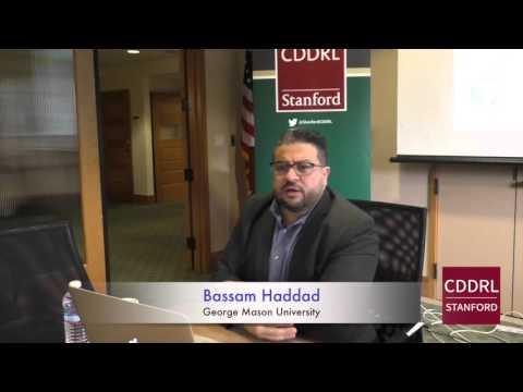 ARD Stanford: Bassam Haddad on
