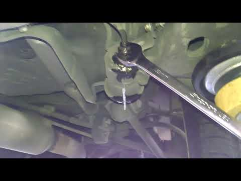 Fuel filter replacement 1996 Lexus SC300.  Install, remove or replace