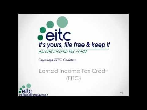 Lesson 8 1   Earned Income Tax Credit EITC