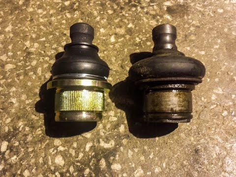 How to Change ATV Ball Joints