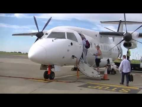 Flybe/Loganair Dornier 328 from Norwich to Manchester Airport 17/07/16