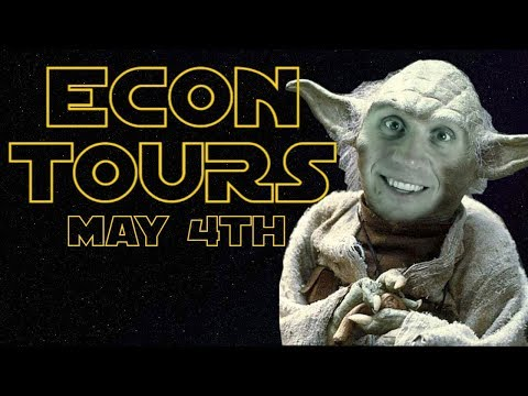 Econ Tours- Coming to your school May 4th