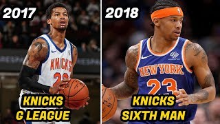 How Trey Burke Revived His NBA Career With the Knicks