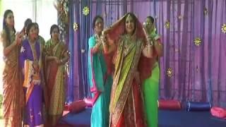 Mayra dance - Priyanka Weds Rahul