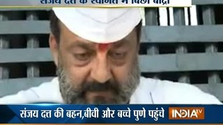 144 Days Earlier Sanjay Dutt to Be Released from Jail Today