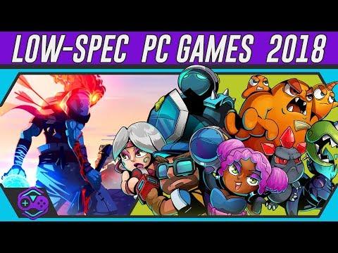 Top Best Low-Spec PC & Laptop Games 2018