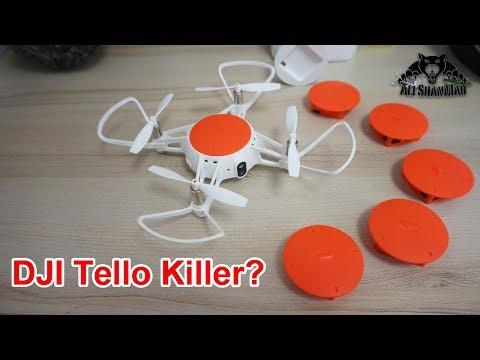 Xiaomi MITU WIFI FPV RC Drone Is it a DJI Tello Killer?