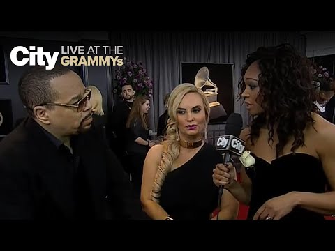 Ice T and Coco, will his performance be controversial? | City LIVE at the GRAMMYs