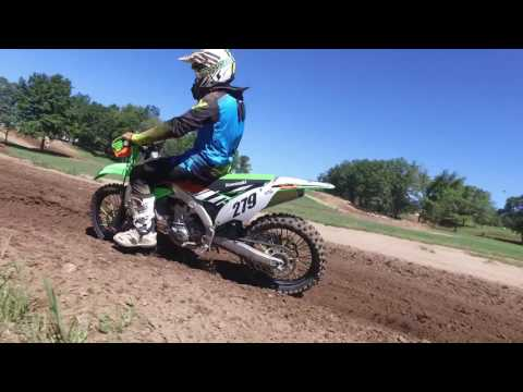 Cool Dirtbike Track in Illinois