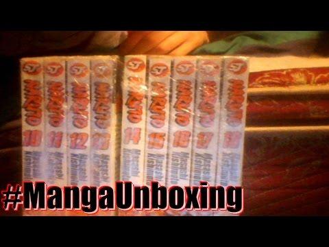 $AE @eBay Apr 2017 #MangaUnboxing
