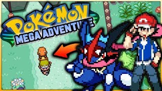 pokemon completed fan game with mega evolution following pokÉmon
