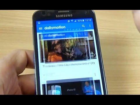 How to take a screenshot on Samsung Galaxy S5 Neo