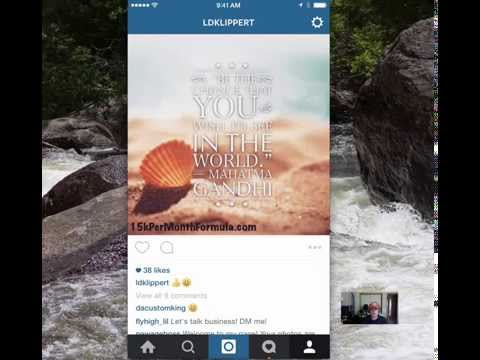 Instagram Swag~How To Put Cool Text On Instagram Pictures