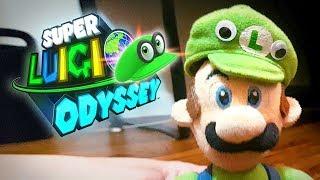 Super Luigi Odyssey! - Cute Mario Bros.