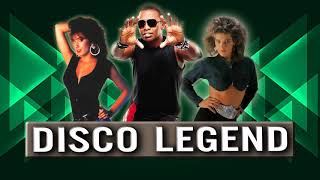 Disco Hits of The 70s 80s 90s Legends - Golden Greatest Hits Disco Dance Songs - Oldies Disco Music