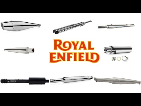 12 Best Thump Sound of Royal Enfield Exhaust | Bullet silencer |