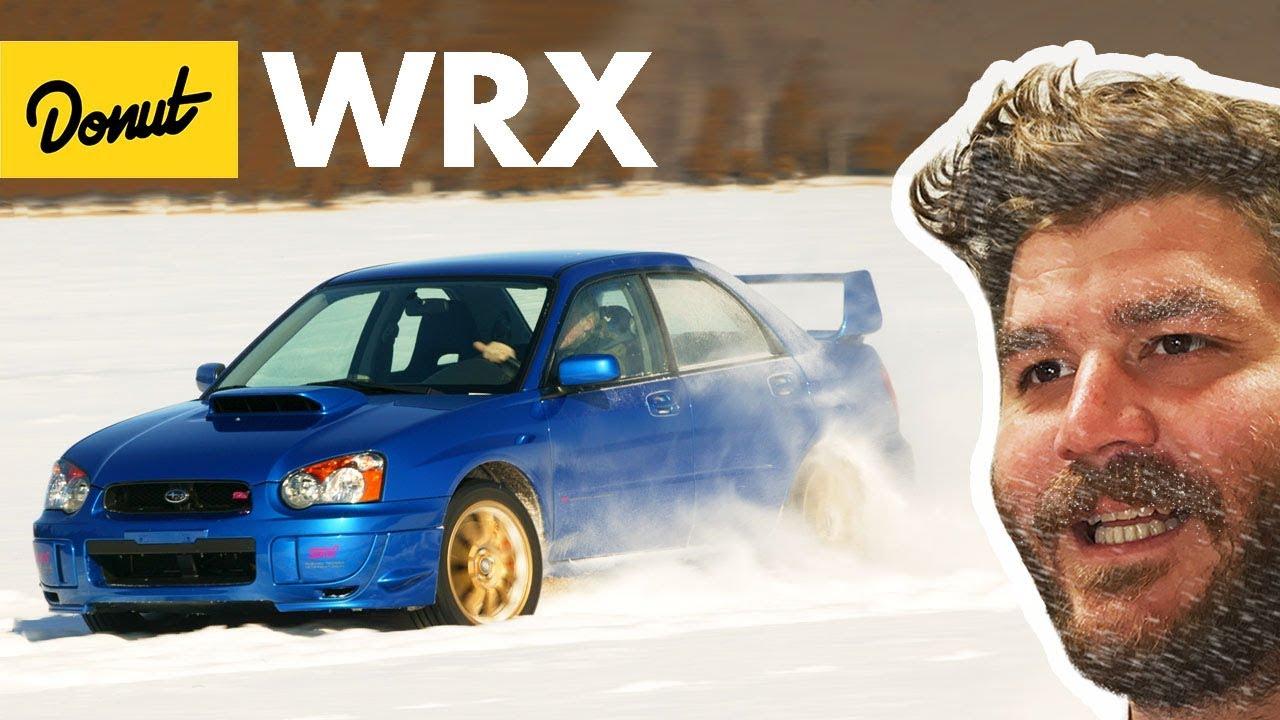 Subaru WRX - Everything You Need to Know | Up To Speed