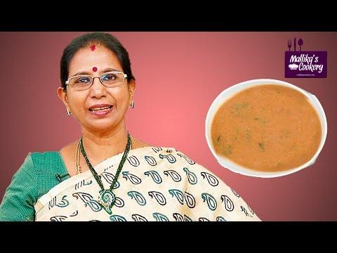 TOMATO GOTSU (THAKKALI GOTSU ) | Mallika Badrinath Recipes | Side Dish For Idly and Dosa
