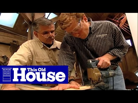 How to Install Window Trim - This Old House