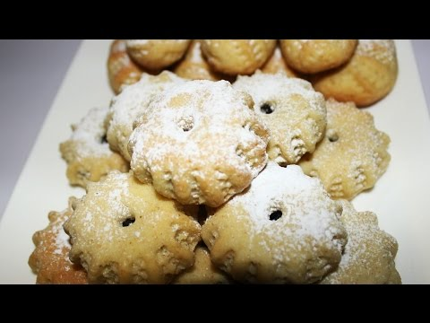 Ma'amoul (Eid Biscuits)                                  (معمول (كعك العيد