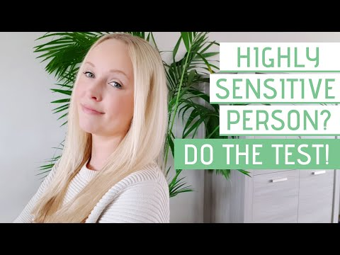 30 SIGNS YOU'RE A HIGHLY SENSITIVE PERSON | Signs of HSP