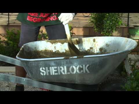 How To Lay Stepping Stones - DIY At Bunnings
