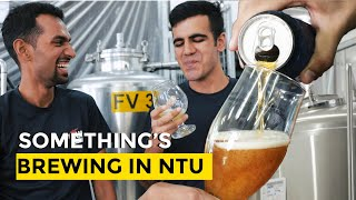 The Banned Brewers of NTU