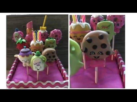 Kooky Cookie Shopkin Cake Pop Tutorial