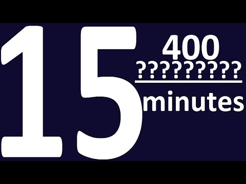 400 ENGLISH QUESTIONS AND ANSWERS in 15 MINUTES. Learn English. Speaking Practice