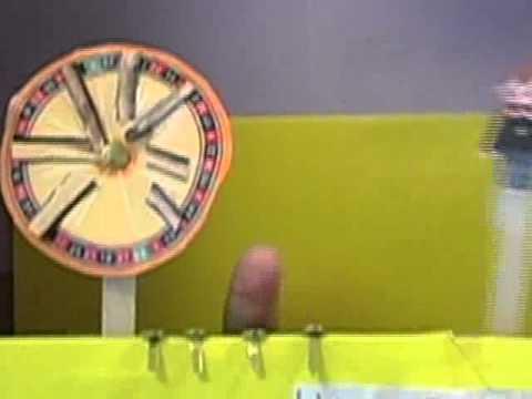 Harry Potter & The Roulette Wheel