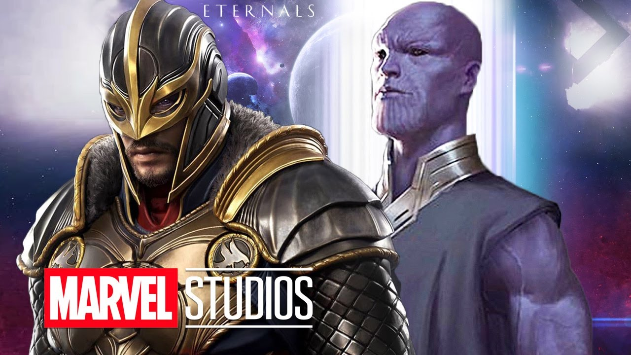 Marvel Phase 4 New Thanos Movies Announcement Breakdown and Avengers Easter Eggs