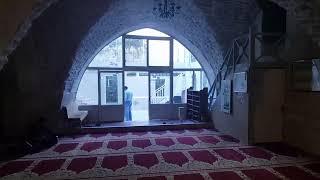 Inside Masjid Umar Ibn Al Khattab (RA) Jerusalem