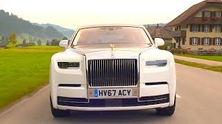 New Rolls Royce Phantom 2018 Promo Full Length New Rolls Royce Driving + Interior CARJAM TV