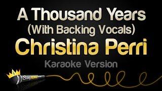 Download Christina Perri - A Thousand Years (Karaoke Version) Video