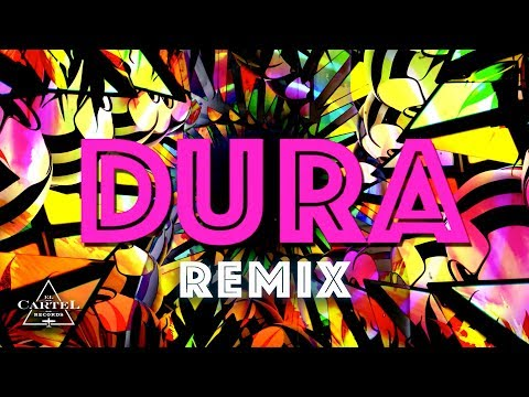 Xxx Mp4 Daddy Yankee Dura REMIX Ft Bad Bunny Natti Natasha Amp Becky G Lyric Video 3gp Sex