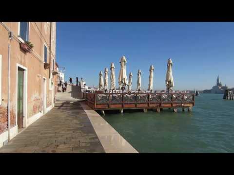 Венеция ноябрь 2017/Bergamo-Venice-Mestre-Milan in November 2017