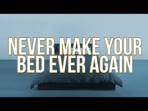 Sick Of Making Your Bed, Drinking Cold Coffee Or Getting Kidnapped? This Solves Everything