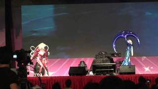 Witchblade Cosplay by Alodia and Ashley