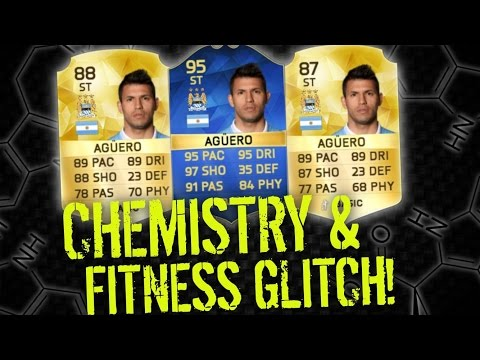 HOW TO ABUSE THE CHEMISTRY & FITNESS GLITCH! CHEMISTRY GLITCH EXPLAINED! | FIFA 16 ULTIMATE TEAM