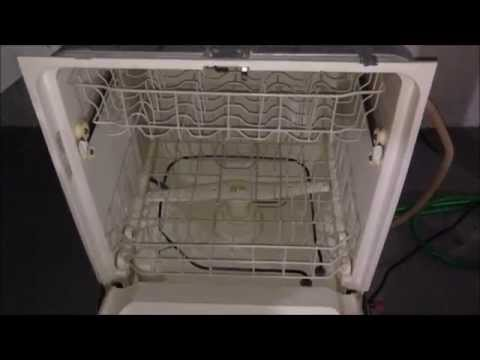 How to make a temporary/portable dishwasher