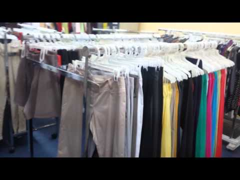 Clothing Store Buyout- Miami Liquidations wholesal
