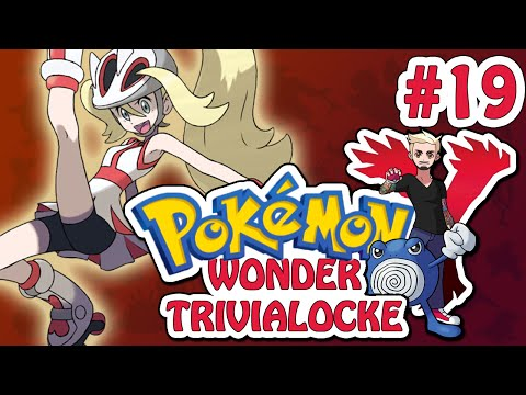 Pokémon Y Wonder Trivialocke Part 19 - SHALOUR-LY I CAN'T USE THE SAME PUN TWICE...