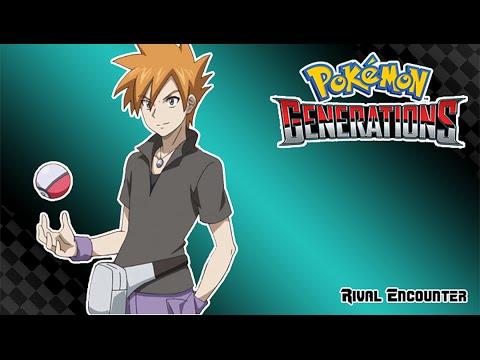 Pokemon Generations - Rival Encounter Music Recreation (HQ)