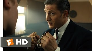 Legend (2015) - Bar Beatdown Scene (1/10) | Movieclips