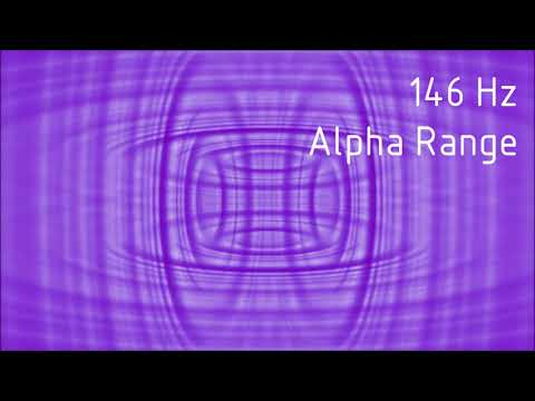 Pure 146 Hz Alpha Range Binaural Beats [30 min]