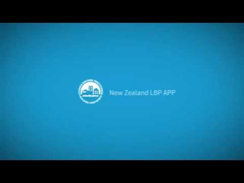 New Zealand LBP App
