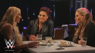 WWE Network: Natalya talks candidly about her current role in WWE on Table for 3