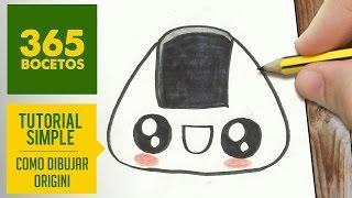 Como Dibujar Sushi Kawaii Paso A Paso Dibujos Kawaii Faciles How