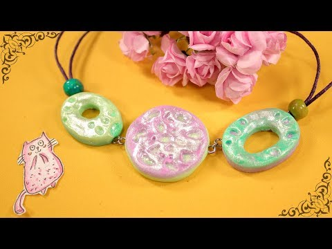 COOL SHINE NECKLACE || EASY DIY || Gift