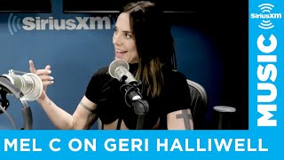 Mel C on Geri Halliwell Leaving The Spice Girls &